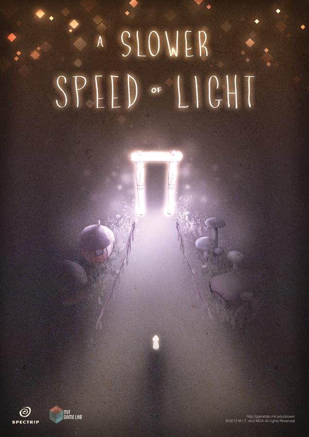 Uma Velocidade Mais Lenta da Luz